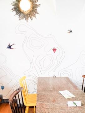 Cafe Pilat brno interior