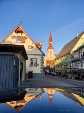 Estonia road trip - Parnu city
