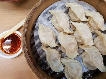 Food taiwan dumplings pork