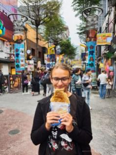 Food taiwan giant chicken