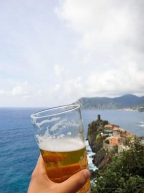 Italy - Cinque Terre beer