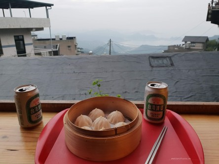 Jioufen food with a view