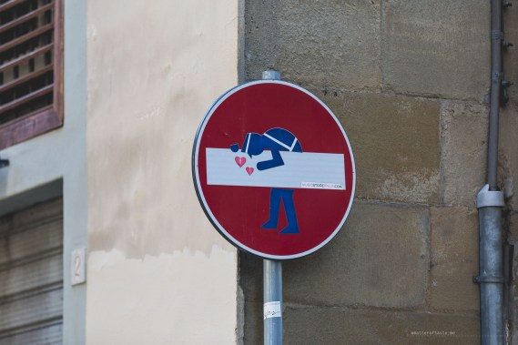 Life in Florence - street art