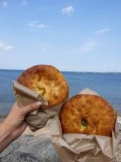 Life in Tallinn - seaside lunch