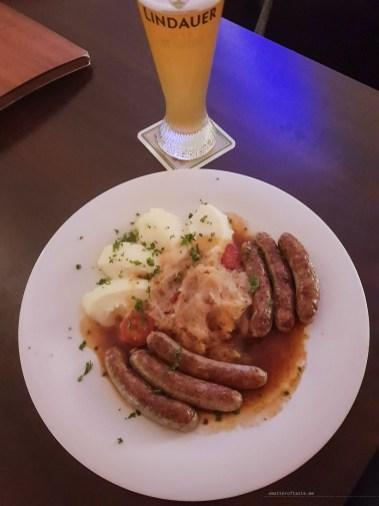 Lindau Wissingers im Schlechterbräu dinner