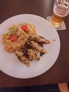Lindau Wissingers im Schlechterbräu german dinner