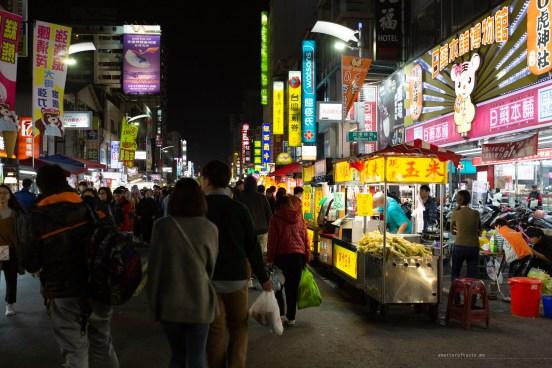 Night markets Taiwan Taipei Kaohsiung people