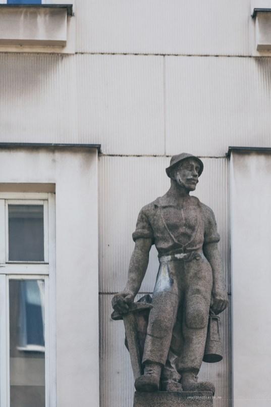 Ostrava industrial socialism art