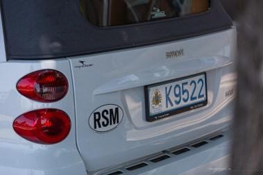 San Marino car plates