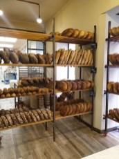 Shopping in Madrid - bread