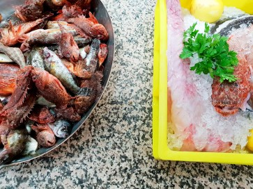 bouillabaisse Marseille cooking class fish