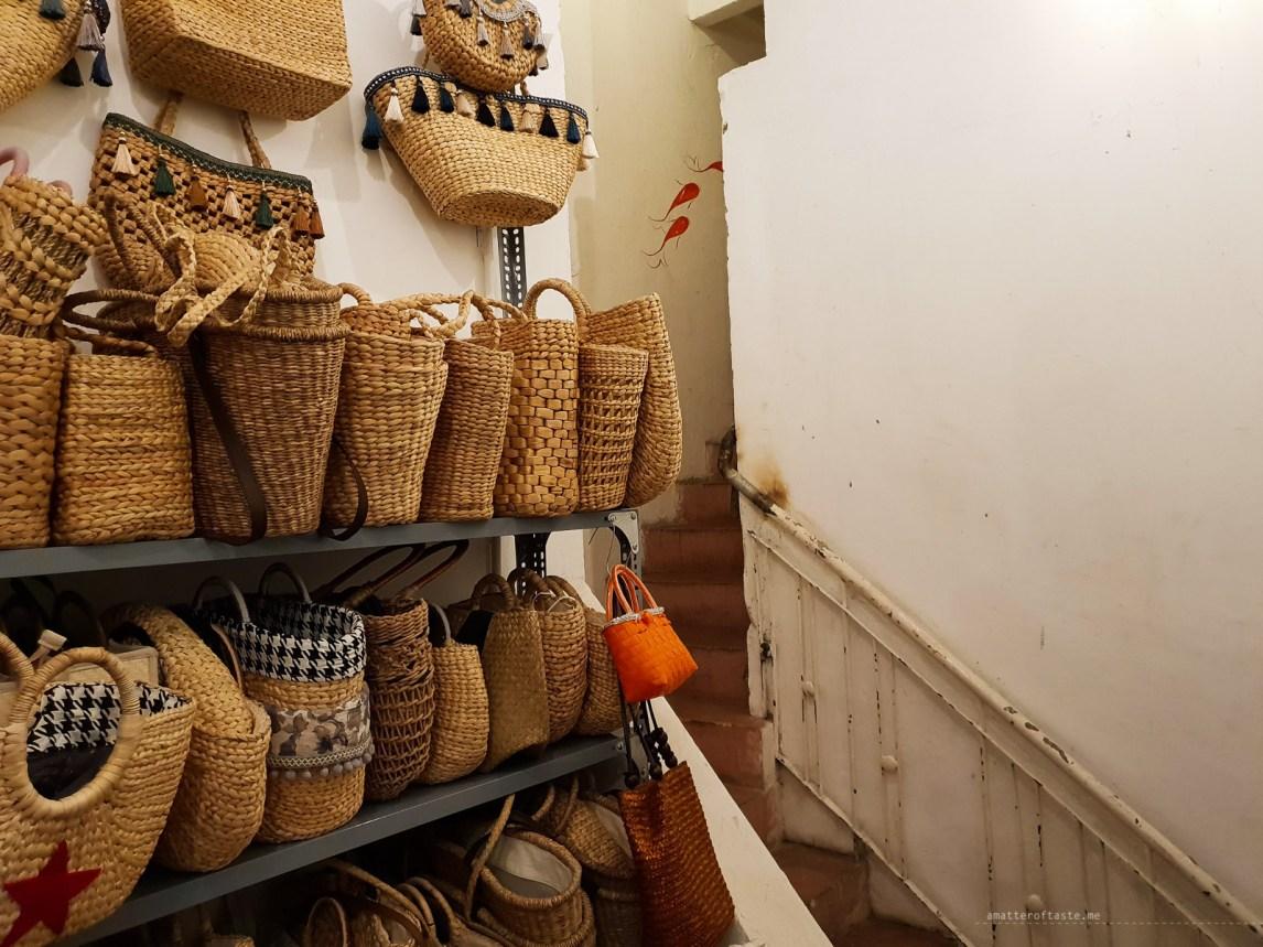 hidden restaurant hcmc saigon stairs