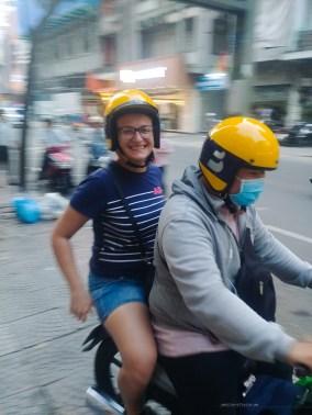 moto taxi saigon be