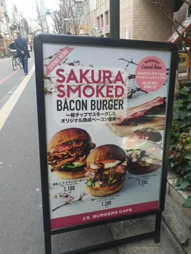 sakura burger
