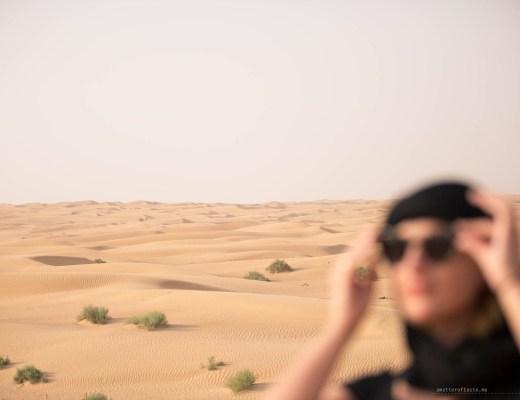 ultimate luxury desert experience Dubai