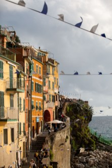 weekend away from Florence - Cinque Terre Rio Maggiore