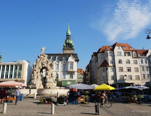Brno day trip from Prague