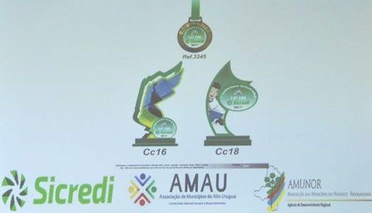 Campeonato escolar mirim é lançado pela 15ª Coordenadoria de Educação