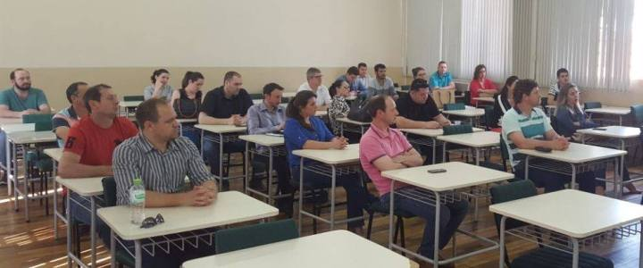 AMAU realiza curso sobre a Nova Lei do ISS