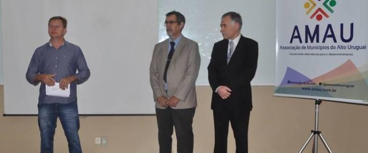 AMAU realiza curso sobre o Programa de Integração Tributária
