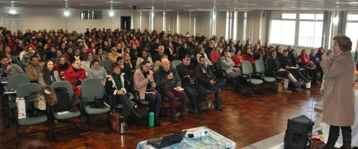 BASE NACIONAL CURRICULAR É TEMA DE CAPACITAÇÃO PARA PROFISSIONAIS DA EDUCAÇÃO