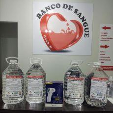 BANCO DE SANGUE RECEBE DOAÇÃO DO COMITÊ REGIONAL