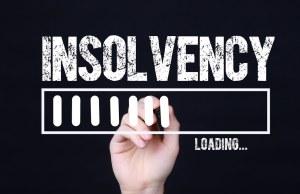 insolvency - طلب اشهار الاعسار
