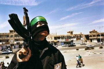 ozbrojenec Bagdád