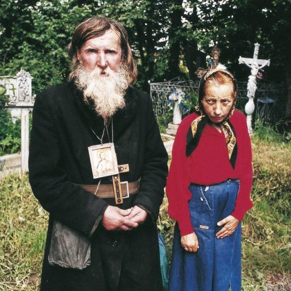 Podkarpatská Rus, kurz fotografie, Jan Rybář