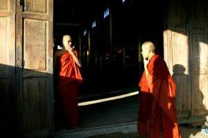 Barma buddhismus klášter