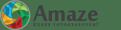 Amaze kurzy fotografování logo
