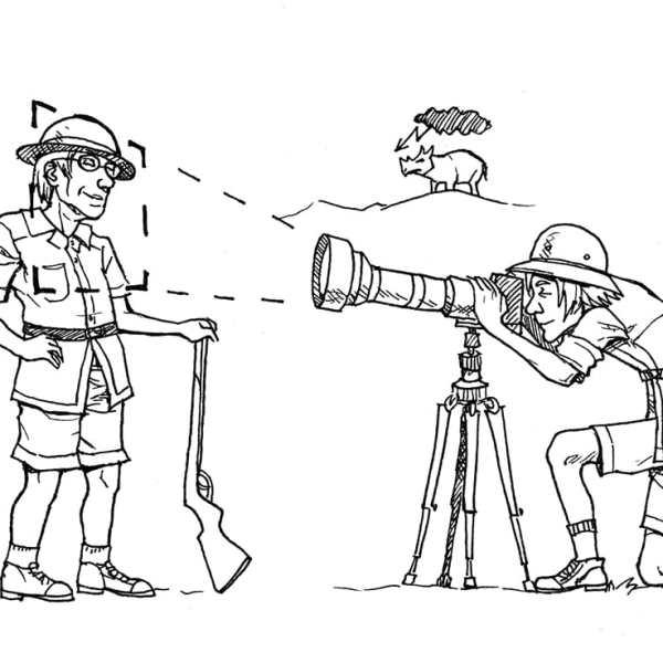 Fotografování kompozice