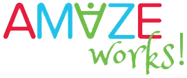 AMAZEworks! logo