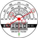 """Mechanical Dial """"Guide"""""""