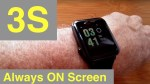 """WeLoop 3S """"Pebble Like"""" COLOR """"Always On"""" screen Smartwatch: Unboxing & Review"""
