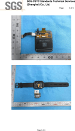 Internal Images of the upcoming Amazfit Bip from FCC