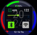 PaceOn v5.0 – Keep Amazfit Pace screen on, Lock Screen, Quick Switches and more