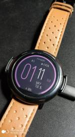 [APP/WATCHFACE] GreatFit v1.1 with settings – Pace/Stratos