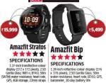 Amazfit Stratos & Amazfit Bip: Great battery life with premium design