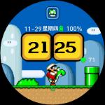 Super-Mario – Amazfit Verge Watch faces