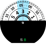 Analogic Machine – Amazfit Stratos (Pace) Watch faces