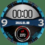 BShock – Amazfit Verge Watch faces