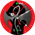 Iron Fist – Amazfit Verge Watch faces