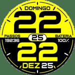 «Dual Black_Yellow» by Danubio