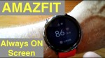 """XIAOMI AMAZFIT PACE IP67 Smartwatch """"Always On"""" Screen: Unboxing and 1st Look [Chinese Version]"""