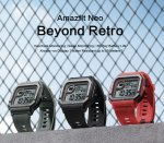 Amazfit Neo is a retro watch with advanced features