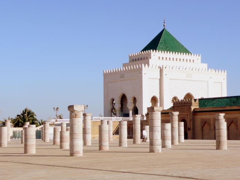 Excursión a Rabat