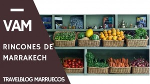 RINCONES DE MARRAKECH