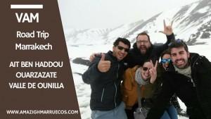 Ait Ben Haddou, Ouarzazate y Valle de Ounilla 1