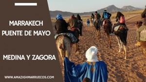 Viajar a Marrakech Puente de Mayo 7